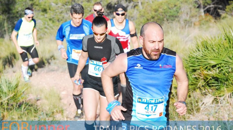 Trail 3 Pics Rodanes 2016 Villamarchante
