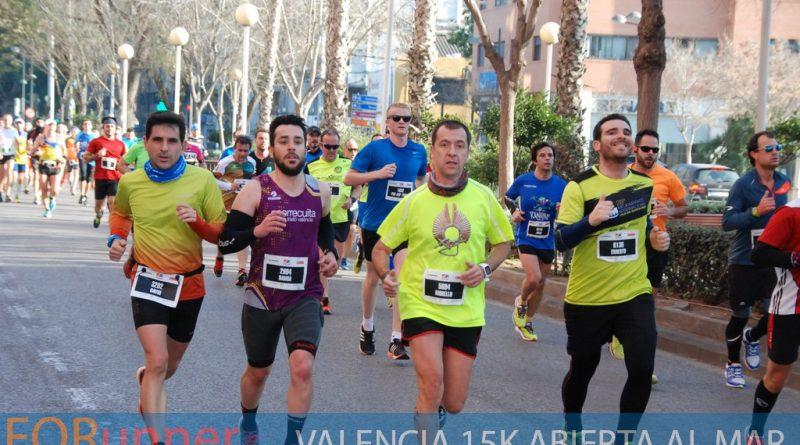 15K Valencia Abierta al Mar 2017