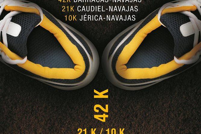 Maratón Vías Verdes Ojos Negros 2018 - 42K + 21K + 10K