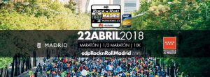 EDP Rock 'n' Roll Madrid Maratón 2018 - 42K + 21K + 10K @ Madrid | Comunidad de Madrid | España