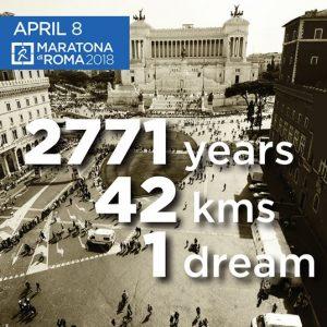 XXIV Maratón de Roma 2018 @ Roma | Lazio | Italia