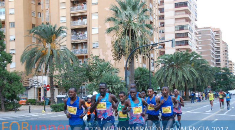 Fotos Media Maratón de Valencia 2017