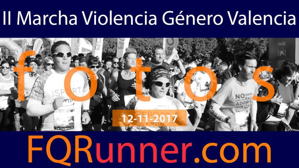 II Marcha contra la violencia de género 2017
