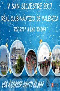 V San Silvestre Real Club Náutico Valencia 2017 @ Valencia | Comunidad Valenciana | España