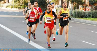 Fotos 4ª Carrera Never Stop Running Valencia 2018