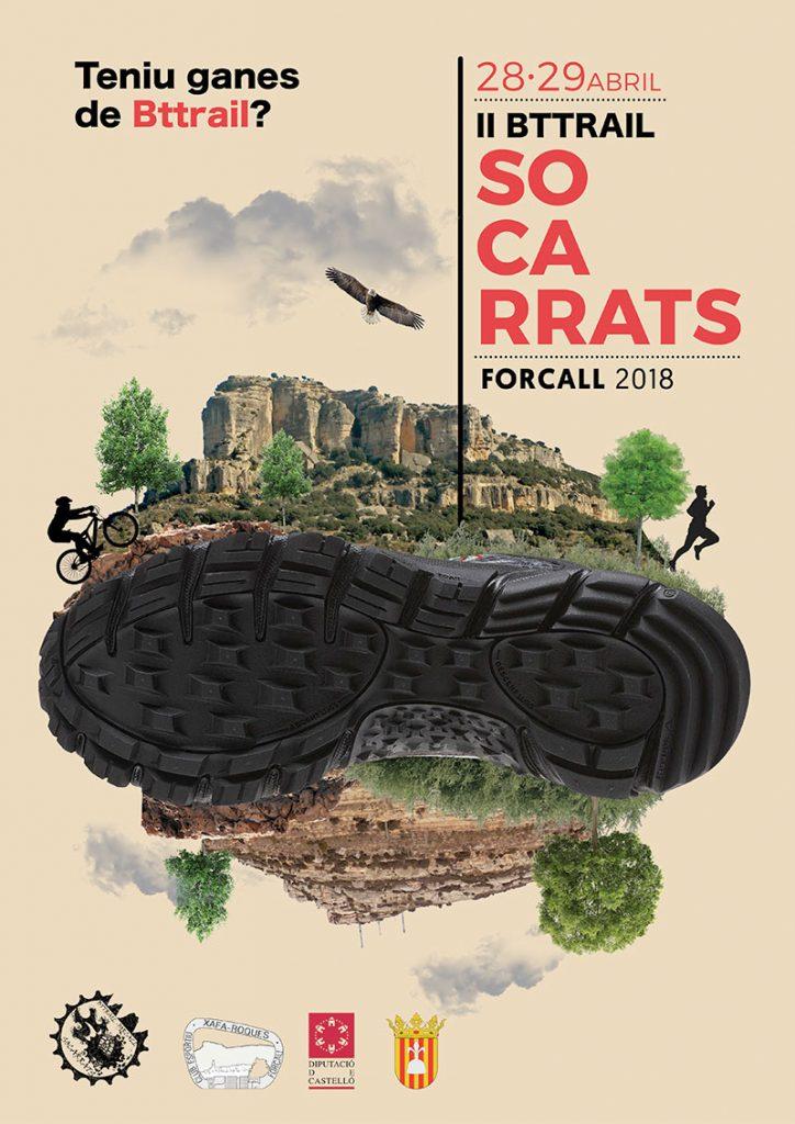 Bttrail Socarrats Forcall 2018