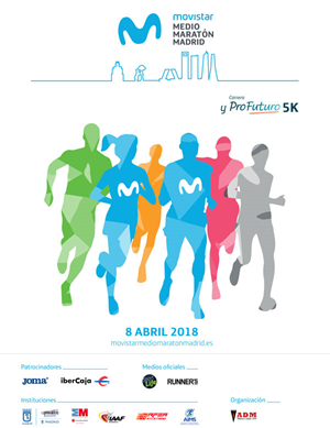 Movistar Medio Maratón de Madrid 2018