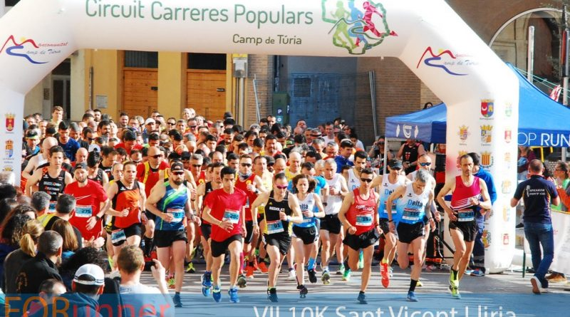 Fotos VII 10K Sant Vicent de Lliria 2018