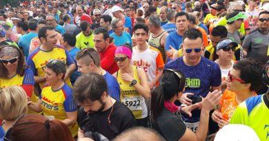 5000 atletas disfrutan en la V Carrera José Antonio Redolat 2018