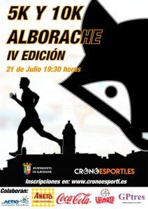 Carreras 5K y 10K Alborache 2018 @ Alborache | Comunidad Valenciana | España