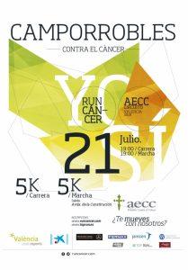 5K Camporrobles contra el cáncer 2018 @ Camporrobles | Comunidad Valenciana | España