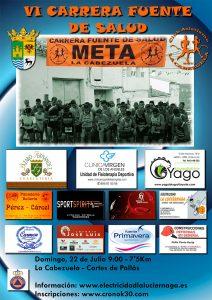 Carrera Fuente de la Salud 2018 @ La Cabezuela | Comunidad Valenciana | España