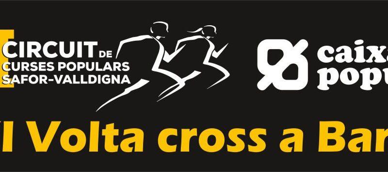 Volta cross a Barx 2018