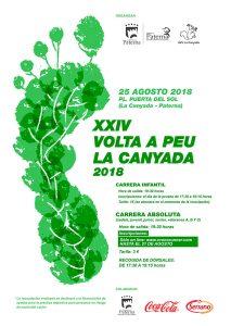 Volta a Peu La Canyada 2018 @ Paterna, Valencia | Comunidad Valenciana | España