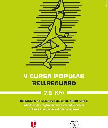 Carrera Popular Bellreguard 2018