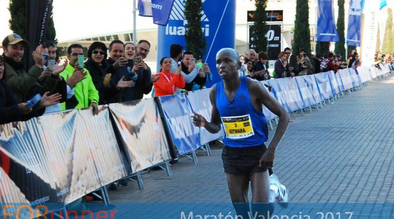 Maratón Valencia 2018 ¿habrá nuevo récord?