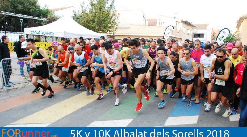 La 10K de Albalat dels Sorells cierra el circuito L'Horta Nord 2018