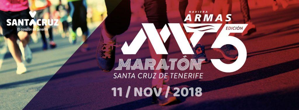 Maratón de Tenerife 2018