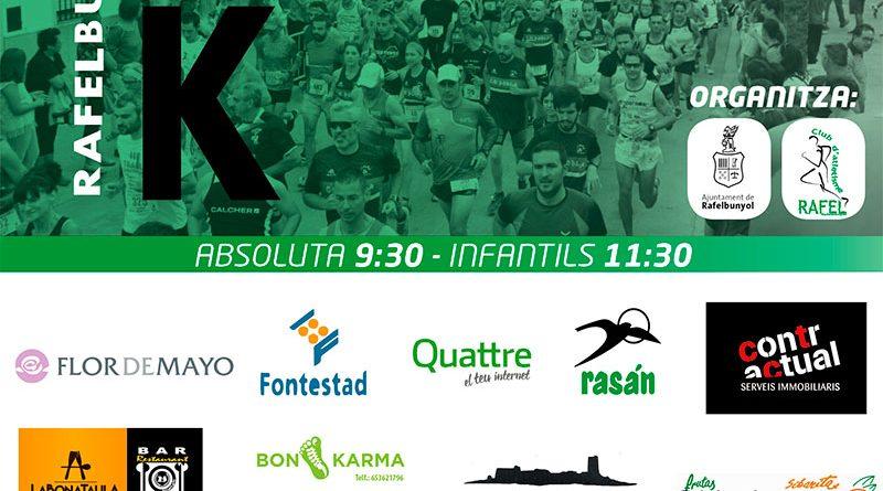 Carrera 10K Rafelbunyol 2019