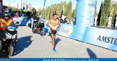 Maratón Valencia 2018, maratón de records.