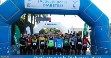 "Fotos carrera ""Actívate por la Diabetes"" Valencia 2018"