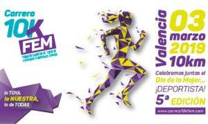 Carrera 10KFem Valencia 2019 @ València | Comunidad Valenciana | España