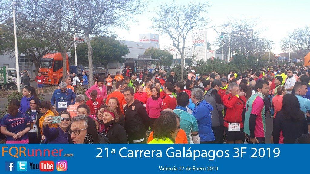 La Galápagos abre el Circuito Divina Pastora Valencia 2019
