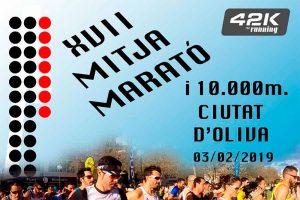 Media Maratón y 10K Ciudad de Oliva 2019 @ Comunidad Valenciana | España