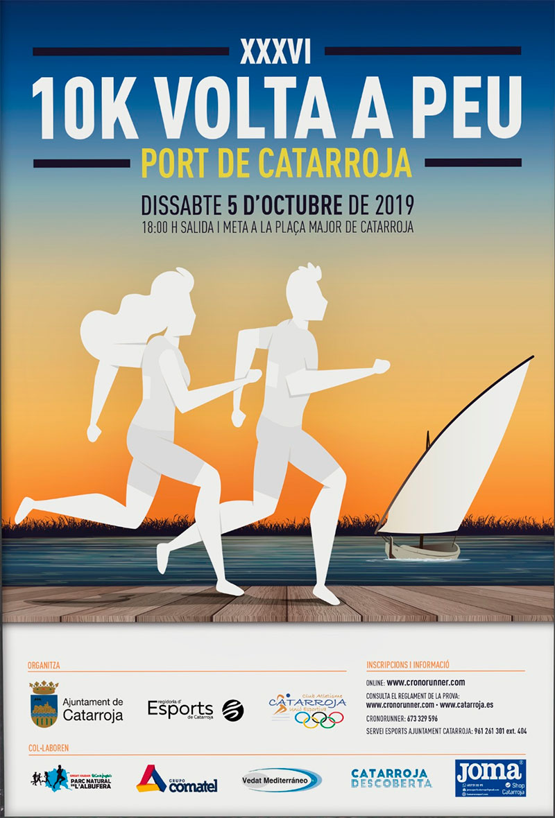 10K Port de Catarroja 2019