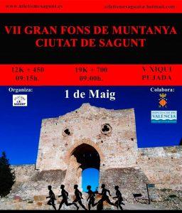 Gran Fons y 12k Ciutat De Sagunt 2019 @ Sagunt | Comunidad Valenciana | España