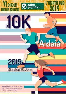 Carrera 10K Sense Límits Aldaia 2019 @ Aldaia | Comunidad Valenciana | España