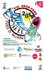 Gran Fons Pobla Vallbona 2019 @ Polideportivo municipal | La Pobla de Vallbona | Comunidad Valenciana | España