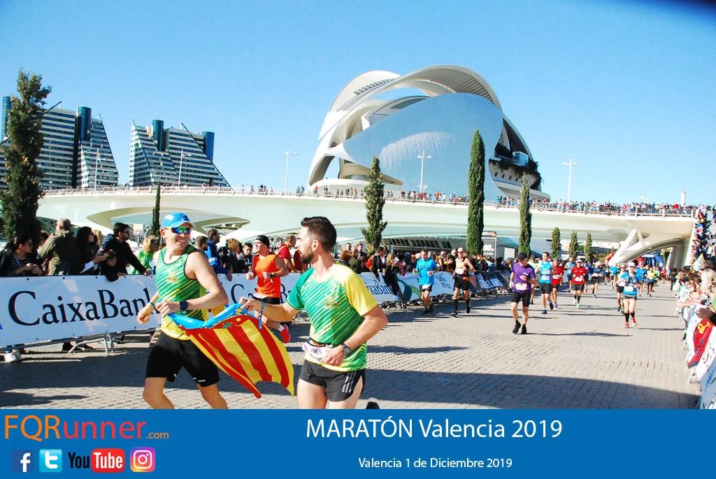 Fotos Maratón Valencia 2019