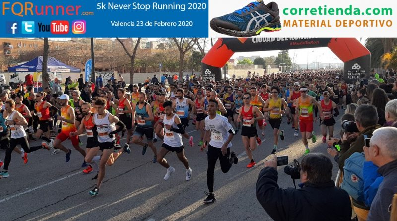 Fotos 5K Never Stop Running 2020