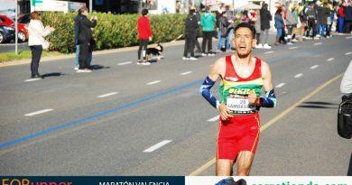 Resultados espectaculares en el Maratón Valencia 2020