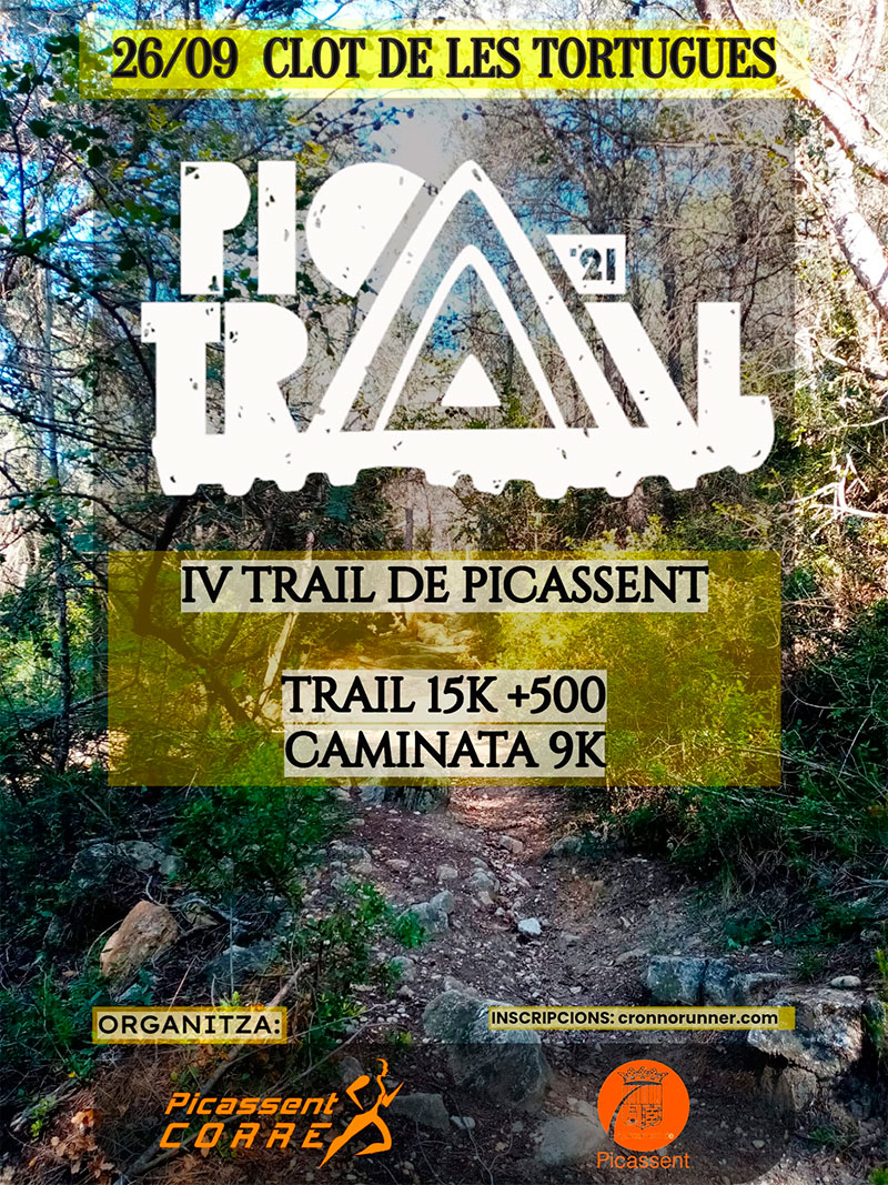 Trail Picassent 2021